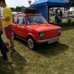 Fabulous Fiat 126p Fresh from winning at Prize at the Ben Bulben Classic Car Show