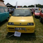 Lovely Yellow SportingCinquecento